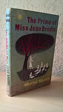 The Prime of Miss Jean Brodie, Muriel Spark, Macmillan, 1961 [First Edition]