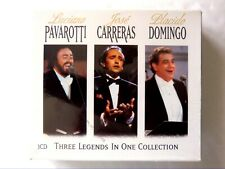 64558 Three Legends In One Collection [NEW & SEALED] CD (2000)