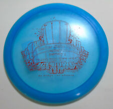 168g Innova teebird Champion Disc Golf Fiarway Driver Ice Bowl 2014 Blue / Red