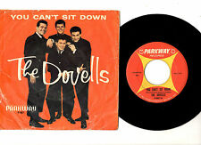 """SOUL.DOVELLS.YOU CAN'T SIT DOWN / STOMPIN' EVERYWHERE.U.S.ORIG 7"""" & PIC/SL"""