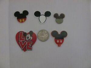 Flat Back Resins Disney Mickey Mouse