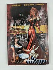Grimm Fairy Tales Presents: Escape From Wonderland Hardcover Trade - Issues 0-6
