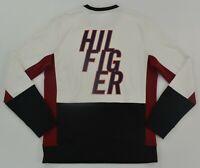 NWT Men's Tommy Hilfiger Sport Crew Neck Pullover Sweater Sweatshirt  reg $ 100