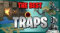 TRAPS X2000- FORTNITE SAVE THE WORLD (PL 130 ) STW Traps 2000x  (PL 130)