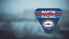 MARTINI Racing REVERSE Stampato interno Finestra Adesivo Internazionale Club 80 mm