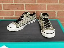 Converse CT OX Casual Athletic Shoes 150439F Size Men 10 Wms 12 Green Black