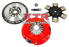 XTR STAGE 3 CLUTCH KIT+RACING FLYWHEEL 2010-2015 CHEVY CAMARO SS 6.2L V8 5TH GEN