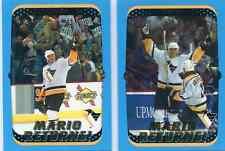 MARIO LEMIEUX 2001-02 O-PEE-CHEE MARIO RETURN        SET of (5)CARDS SHORT-PRINT