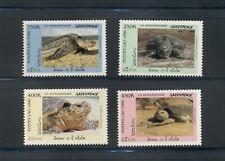 Laos #1304A-D (1996 Greenpeace set) VFMNH CV $6.30