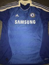 Chelsea Home Shirt 2011/12 Torres 9 2X-Large Rare