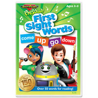 First Sight Words DVD (RL230) new from Rock 'N Learn