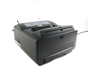 OKI B4600 N22106A Black Digital LED Monochrome Laser Printer 48 Page Count USB