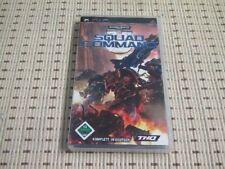 Warhammer 40.000 Squad Command für Sony PSP *OVP*