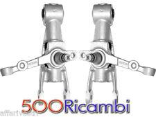 FIAT 500 F/L/R COPPIA PERNI FUSI FUSELLI RUOTA NUOVI DX+SX DI NUOVA PRODUZIONE