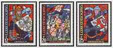 Timbres Arts Luxembourg 1177/9 ** lot 8212