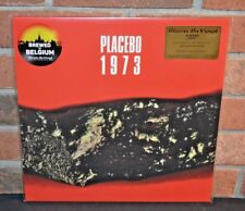 Placebo - 1973, Limited Import 180G White Colored Vinyl Lp Foil #'d Jacket New!