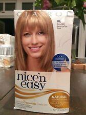 Clairol Nice'n Easy Permanent Hair dye NO 9A (102) NATURAL LIGHT ASH BLONDE