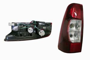 FOR ISUZU D-MAX TFR 10/2008-6/2012 TAIL LIGHT LEFT HAND SIDE