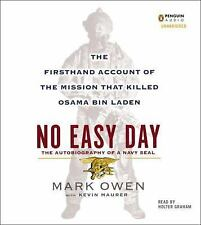 No Easy Day : The Firsthand Account of the Mission That Killed Osama Bin...