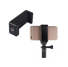 Universal Smartphone Tripod Adapter Cell Phone Holder Mount Adapter