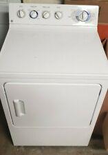 Ge Dwsr405Gb0Ww Super 7.0 Cu. Ft. Capacity Gas Dryer - White