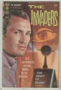 The Invaders #2 VG 1967