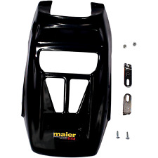 MAIER 509860 HOOD WARRIOR BLK