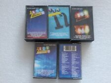 NOW THAT'S WHAT I CALL MUSIC NOW 10 11 12 16  - Audio Cassette Tapes - Tested