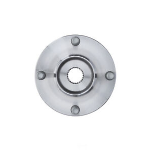 Wheel Bearing and Hub Assembly fits 2007-2012 Nissan Versa  MOOG HUB ASSEMBLIES