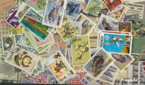 uganda Stamps-50 different stamps
