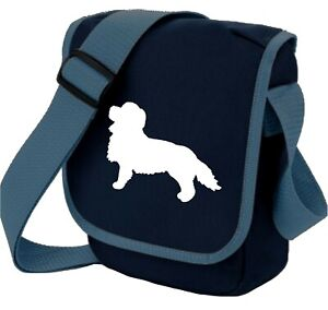 Cavalier King Charles Bag Dog Walker Shoulder Bags King Charles Spaniel Gift