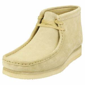 Clarks Originals Wallabee Boot Mens Maple Wallabee Boots - 12 US