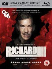 Richard III Blu-ray DVD UK BLURAY