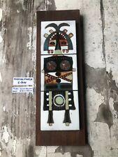 Ceramic Tiles Mid Century Belgium Art Pottery Amphora Perignem Studio Brutalist