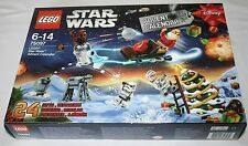 Lego Star Wars Advent Calendar Disney 1st Misprint New & Sealed 75097 2015