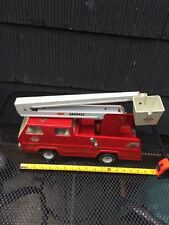 Tonka Toy USA 1969 Fire Snorkel Truck - Original Condition