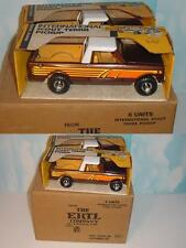 Vintage 1/16 International Scout Pick-Ups! New Old Stock Out of Box of 6!