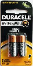 Duracell Coppertop Alkaline N-Cell 1.5V Medical Battery MN9100B2PK by 2022, 1 PK