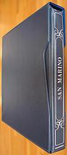 Collezione San Marino Francobolli nuovi MNH ** dal 1960 al 1984 lotto Stock