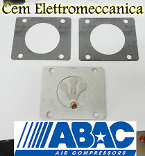 Kit Piastra Valvole per Compressore Abac NuAir OL OM 195 - A640100