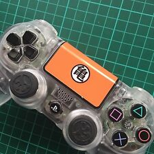 1x Dragon Ball Z Master Roshi's Kame PS4 Dualshock 4 Touchpad Sticker Decal