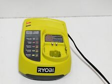 Ryobi One+ 18V Battery Charger Lithium Ion + NiCD P113 IntelliPort Charge Center