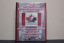 1997-1998 Kraft World's Best Hockey Collectors Album - complete