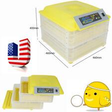 2018 Large Digital 96 Eggs Incubator Hatcher AutomaticTemperature Control 110V