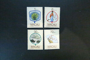Macau Mi. 575 - 578 **  ME 75
