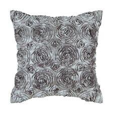 """Almohada calitime tirar Cushion Covers caso Shell sólido Floral Rosas Estéreo 18X18"""""""