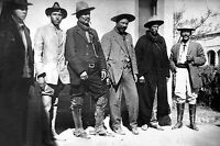 Pancho Villa-General Rodolfo Fierro-Ortego- Mexican Revolutionaries  8x12 Photo