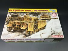 DRAGON 6556 1/35 Pz.Kpfw.IV Ausf.J Mid Production 1944 [Bonus:Magic tracks]