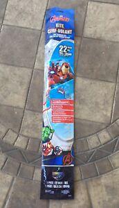 Iron Man Marvel Avengers 22in 1-Piece Kite EZBREEZY KITES