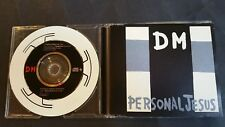 Depeche Mode Personal Jesus & Dangerous 3 Track Remix & Acoustic 3inch CD Bong17